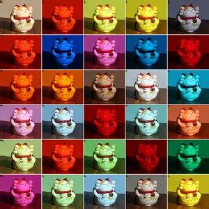 Image 3 - Falcon Eyes CFA 30K Kit Flash Speedlite 30 Colors Color Gel with Barndoor & Reflector & Bag for Canon Nikon YONGNUO GODOX flash