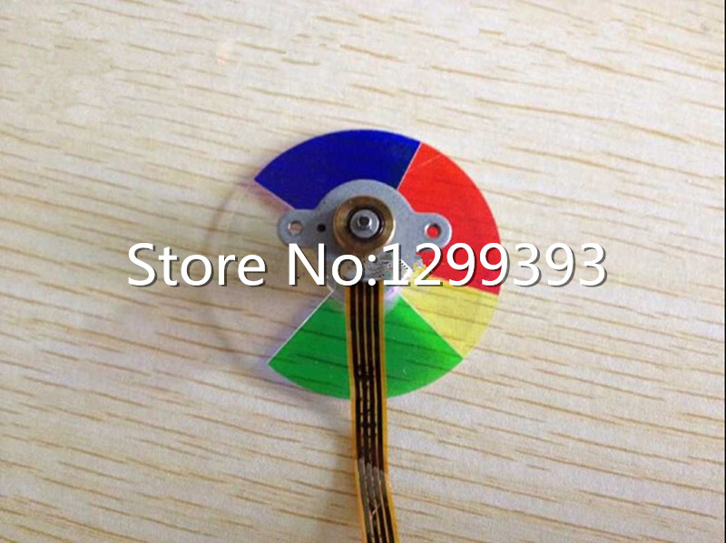 Projector Color Wheel for  Viewsonic PJD6240 Free shipping w710st w770st w700 w703d projector color wheel color separations used disassemble