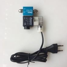 制御バルブ CO2 磁気電磁弁レギュレータ CO2 水族館の水槽電気磁気バルブ