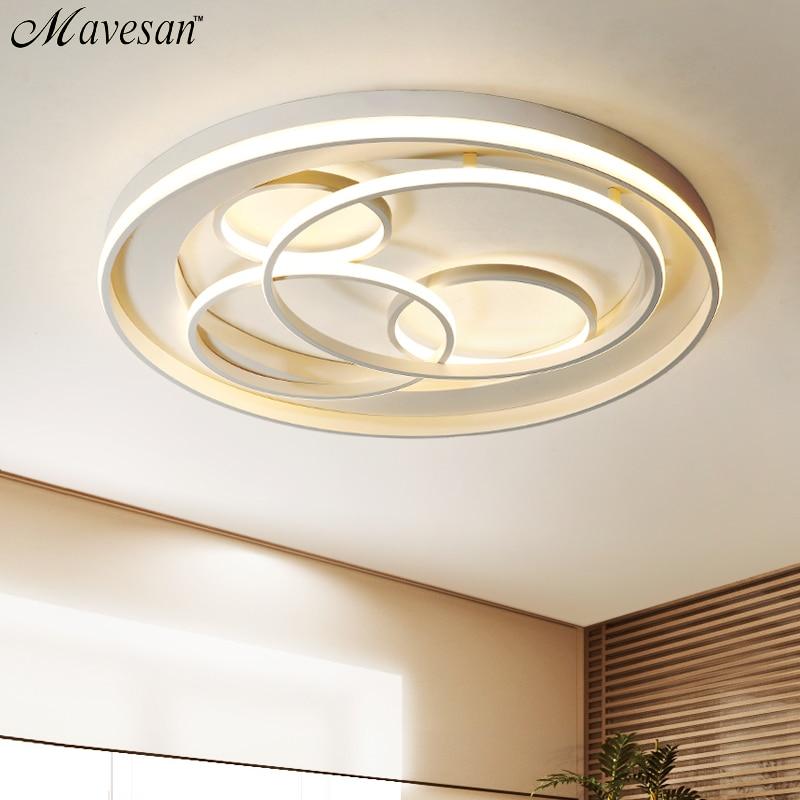 Le Salon Lumières Ultra-Mince Warm Light? HhGold Plafonnier ...