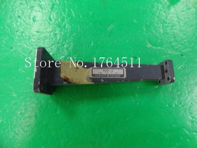 [BELLA] ORIGINAL 11518A 12.4-18GHZ Waveguide Connector