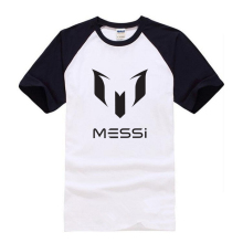 6e26e4c0d New Fashion barcelona messi shirts Women Men Short Sleeve T-Shirts raglan  tshirt High