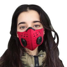 GLORSUN washable dust fresh air filter motorcycle face cycling mask fine n99 wholesale smog custom training sports pollen