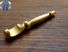 Solid Brass Making EDC Bottle Opener Screwdriver Keychain Key Pendant