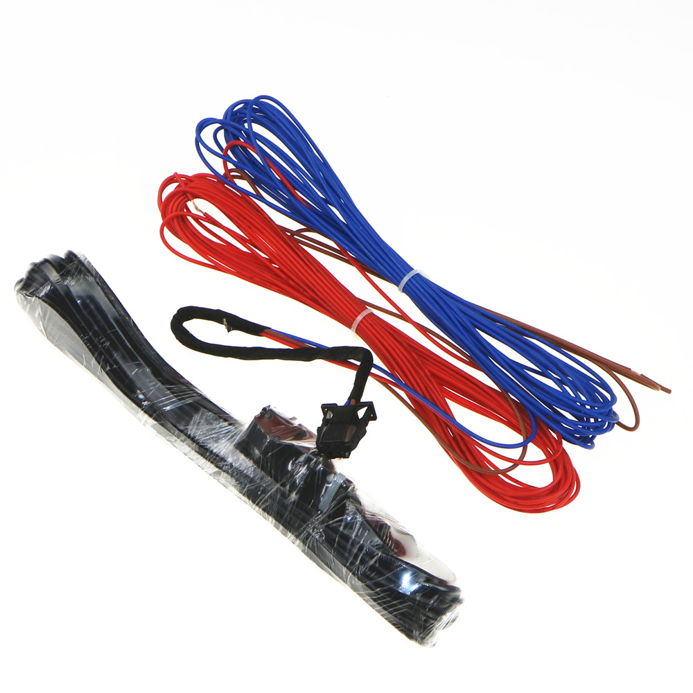 New 56d 827 566 A Rgb Rear View Camera For Vw Volkswagen Passat Backup Wiring Harness Costlyseed Rcd510 Rns315 Rns310