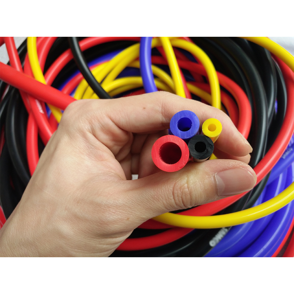 Car <font><b>5</b></font> meters vacuum silicone pipe 3mm/4mm/6mm/8mm For <font><b>MAZDA</b></font> <font><b>mx</b></font>-<font><b>5</b></font> miata <font><b>rf</b></font> mazda3 tribute For TOYOTA venza corolla echo etc. image