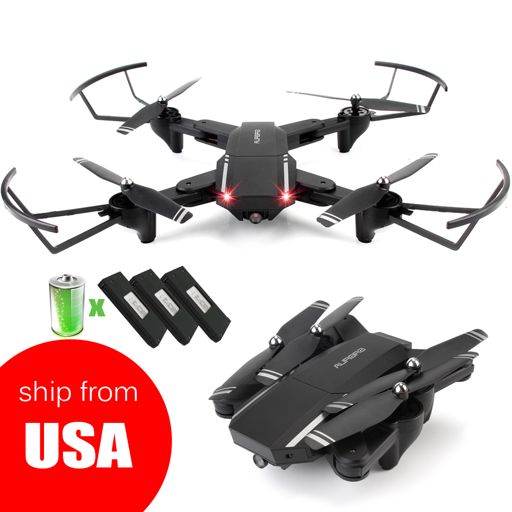 3 Battery WIFI FPV RC Drone With Wide Angle HD 720P Camera High Hold Mode Foldable Arm RC Quadcopter Helicopter Gifts for Boys3 Battery WIFI FPV RC Drone With Wide Angle HD 720P Camera High Hold Mode Foldable Arm RC Quadcopter Helicopter Gifts for Boys