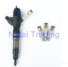 4 adet hızlı ortak yüksek basınçlı enjektör dizel dönüş konnektörü, yakıt enjektörü tamir aracı