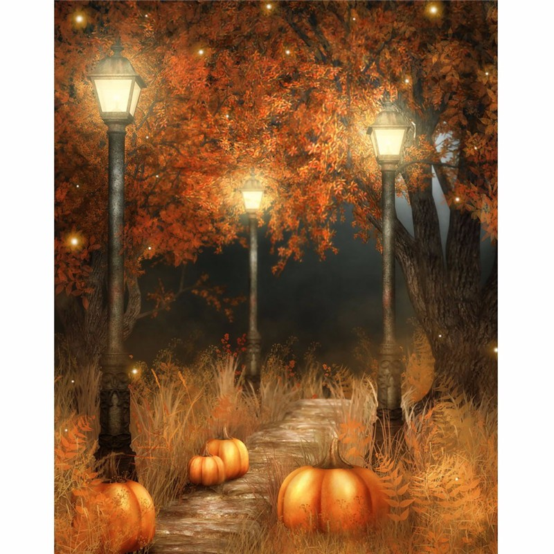 5x7ft Thin vinyl photography Background Halloween Photographic Backdrop For Studio Photo Prop cloth 1.5 x 2.1m