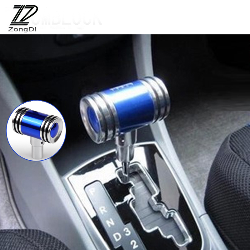 ZD Car Styling Comfortable Grip <font><b>Gear</b></font> <font><b>Shift</b></font> <font><b>Knob</b></font> T 5/6 speed For Renault Megane 2 <font><b>3</b></font> Duster <font><b>VW</b></font> Touran Passat B6 <font><b>Golf</b></font> 7 T5 T4 Fiat image
