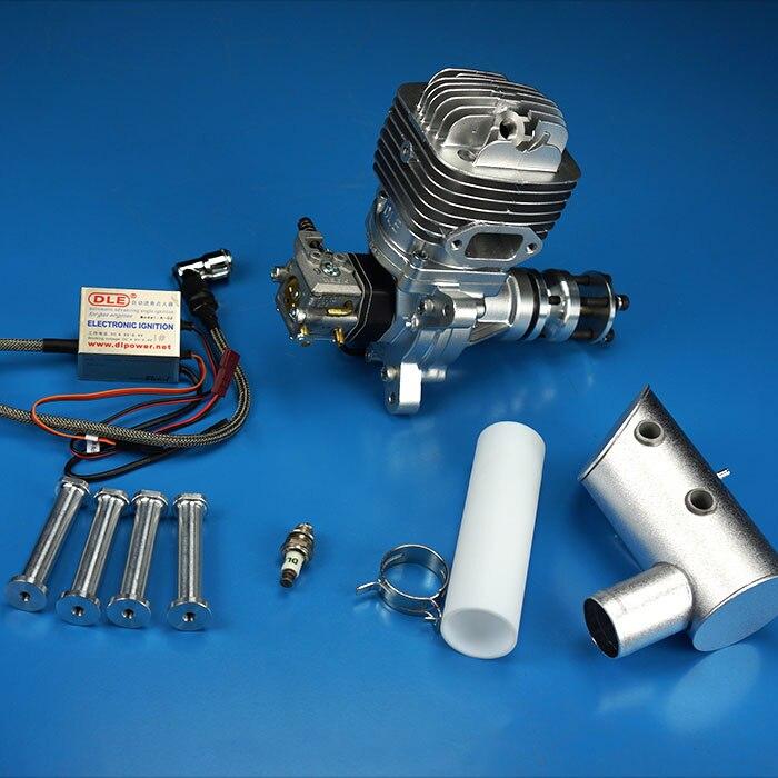 61cc DLE DLE61 2-cursos Motor A GASOLINA Para Avião RC original Peças Modelo hot vender, DLE-61, DLE61cc, DLE