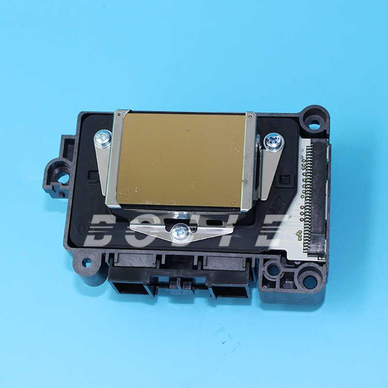 Untuk epson kunci kedua F1890010 dx7 printhead dengan permukaan emas