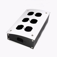 Hifi Audio 100 Brand NEW Without Logo HIFI Power Conditioner US AC Power Distributor For Diy