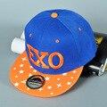 Men Women EXO Bboy  Baseball Cap Snapback Hip-Hop Hat