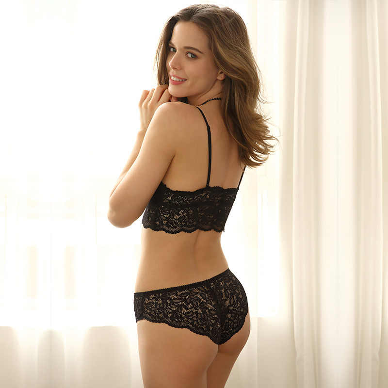 30bd7c823cd23 ... luxurious Embroidery Large Cup Plus Size Women Bra Set VS Push Up Lace  Bra Brief Sets ...