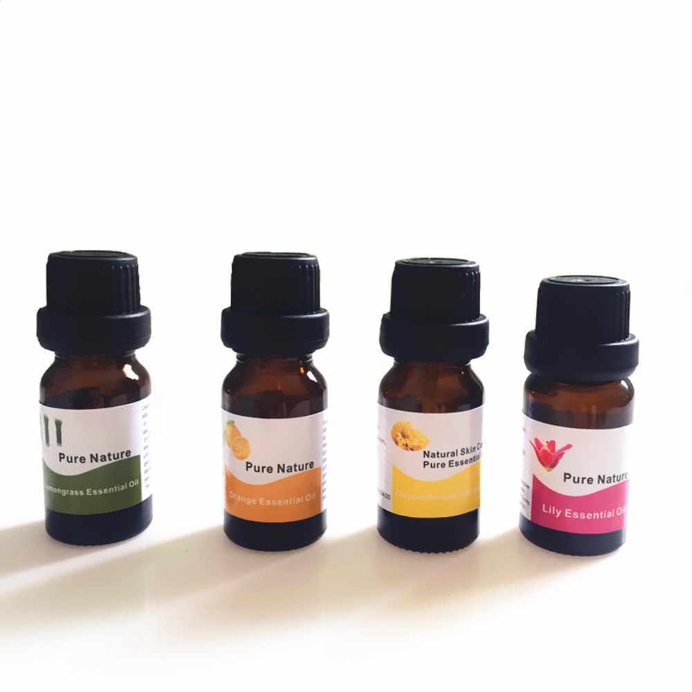 Huile essentielle raffermissante pour la peau de lys élimine la réparation des cicatrices 100% naturel pur 10 ml/bouteille
