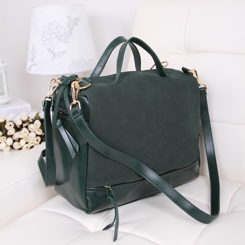 스크럽 가방 2015 새로운 여성 숄더 가방 패션 유럽과 미국 스타일의 PU 버킷 여성 큰 가방