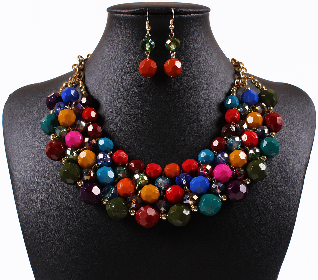 Unusual Nigerian Beading Patterns Images - Jewelry Collection ...
