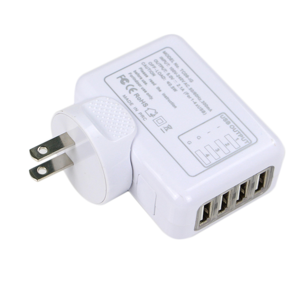 Cheapest Us Uk Eu Au Optional 2 1a 4 Four Port Universal