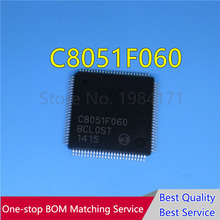 10 قطعة C8051F060 GQR C8051F060 C8051F060 GQ QFP100 جديد