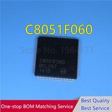 10pcs C8051F060 GQR C8051F060 C8051F060 GQ QFP100 Novo