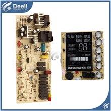 95% new Original for Galanz air conditioning Computer board GAL0807LK-01 Display panel GAL0807LK-0102 2pcs/set