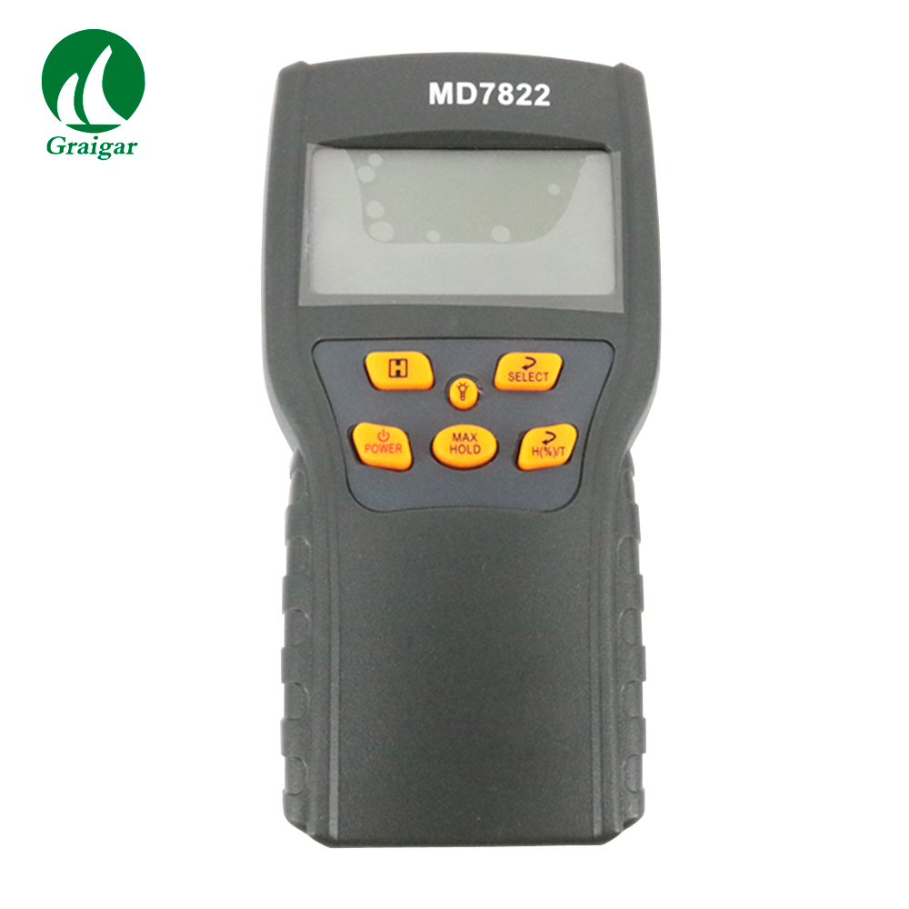 Digital Grain Moisture Meter MD7822 Adoption of CPU makes the measurement the adoption