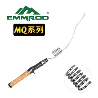 Emmrod Elastic Rod Special Steel Wire Pole Ice Fishing Rod Lure Boat Portable Fishing Rod