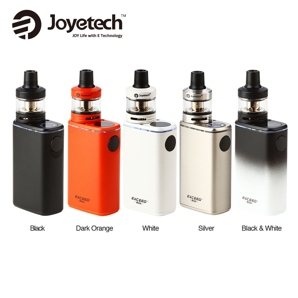 Original Joyetech Exceed Box with Exceed D22C Starter Kit with Built in 3000mAh Battery 2ml Tank