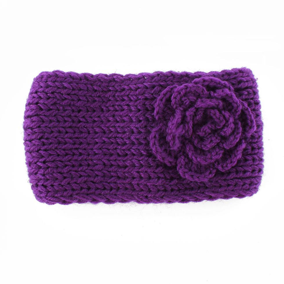 Aliexpress.com : Buy New Knitted Headband Women Crochet ...
