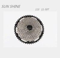 SUNSHINE Cassette Freewheel 11-50T 11 скоростной горный велосипед  инструмент для маховика MTB