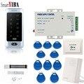 SmartYIBA RFID Access Control System Kit Set Mit Elektronische Schloss Passwort Tastatur & RFID Reader DIY Kit Für Tür Sicherheit