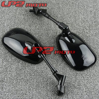 For Yamaha XJR400 XJR1200 XJR1300 FJR1300 Reflector Rearview Mirrors Side Mirrors