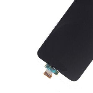 """Image 2 - 5.5 """"dla LG X mocy 2 M320 M320G M320F M320N/X500 wyświetlacz LCD ekran dotykowy z ramką ZESTAW DO NAPRAWIANIA wymiana + darmowa wysyłka"""