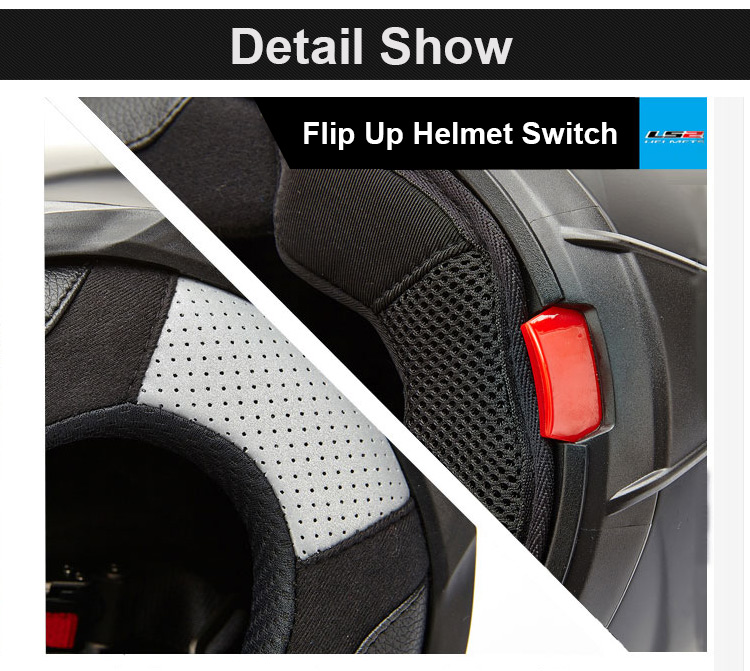 Cheap flip up motorcycle helmet