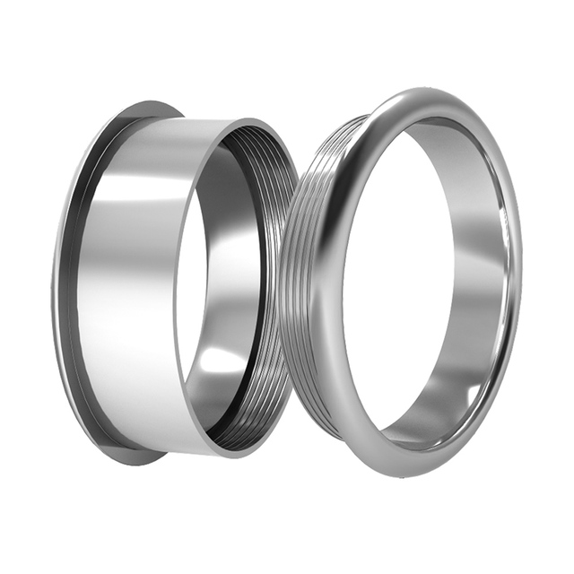 8mm Wide Outer Ring