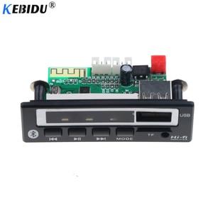 Image 3 - Kebidu ไร้สาย Bluetooth 5.0 AUDIO USB TF วิทยุ FM 5V 12V MP3 WMA ถอดรหัสคณะกรรมการ MP3 พร้อมรีโมทคอนโทรล