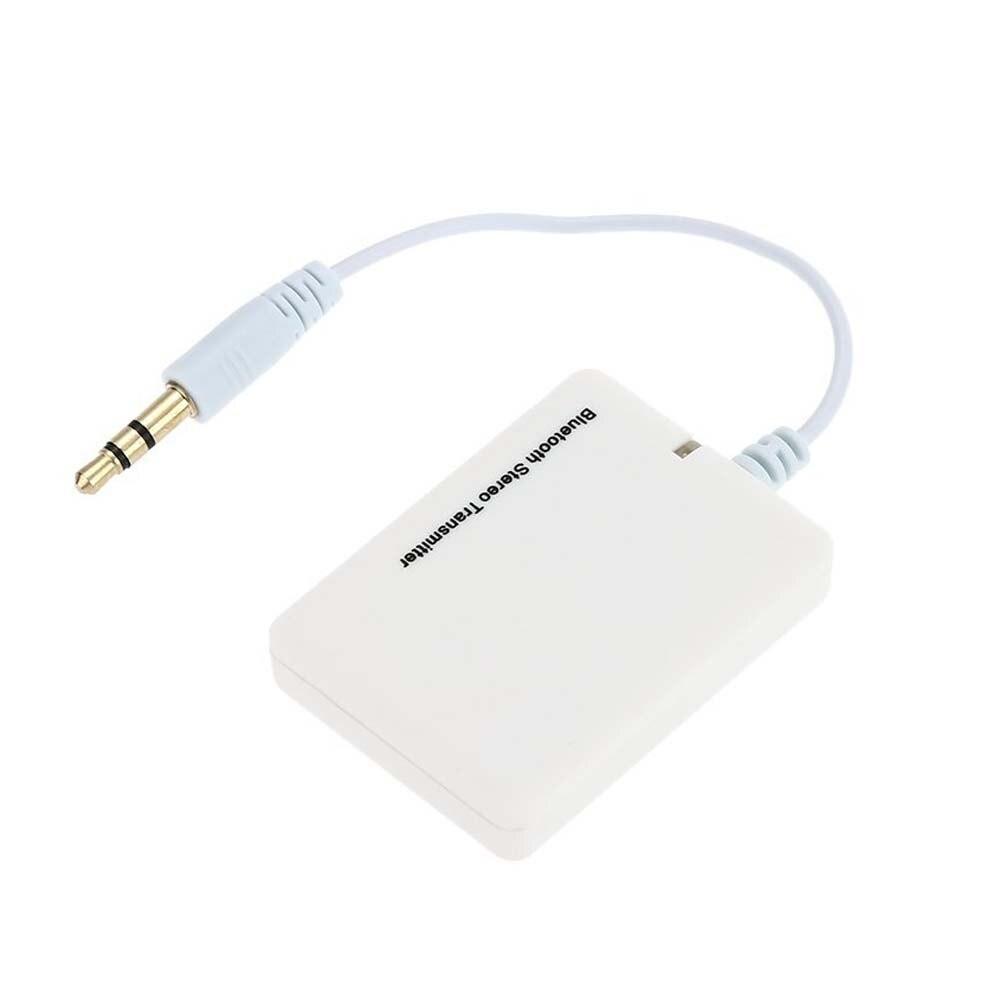Маха Мини 3.5 мм стерео аудио передатчик Беспроводной <font><b>Bluetooth</b></font> A2DP стерео музыку передатчик адаптер для MP3 MP4 <font><b>CD</b></font>-плееры ТВ PC