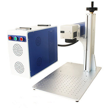 20w Fiber Laser Marking Machine For Mental 2 Years Warranty With 2500usd Shocking Price For Sale