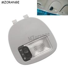 цена на Car Reading Light For Peugeot Partner 107 108 206 CC 207 For Citroen C2 Auto Interior Dome Lamp Front Interior Dome Reading Lamp