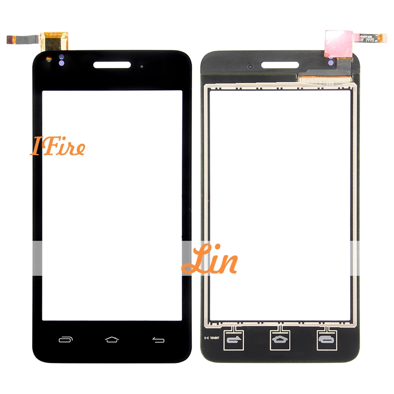 1PC Ifire 5.0 touch panel For Prestigio multiphone PAP 5501 DUO PAP5501 sensor Touch Screen Digitizer front Glass Free Shipping