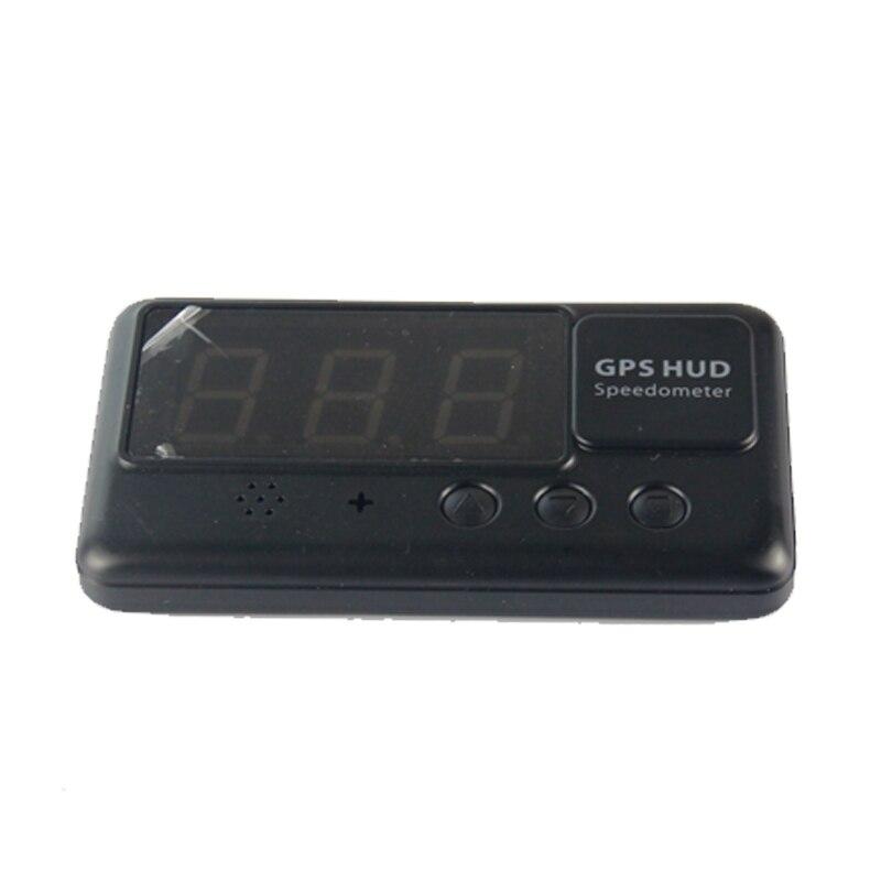 C60 ունիվերսալ HUD արագաչափով - Ավտոմեքենաների էլեկտրոնիկա - Լուսանկար 4