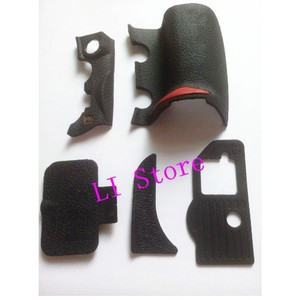 Image 1 - Peças novas da substituição de borracha do oem seis peças para nikon d700 6 peças 5 peças com câmera digital da fita
