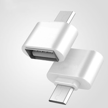 LISM Micro USB 2.0 Hug Converter Adapter for Android Phone For Samsung Card Reader