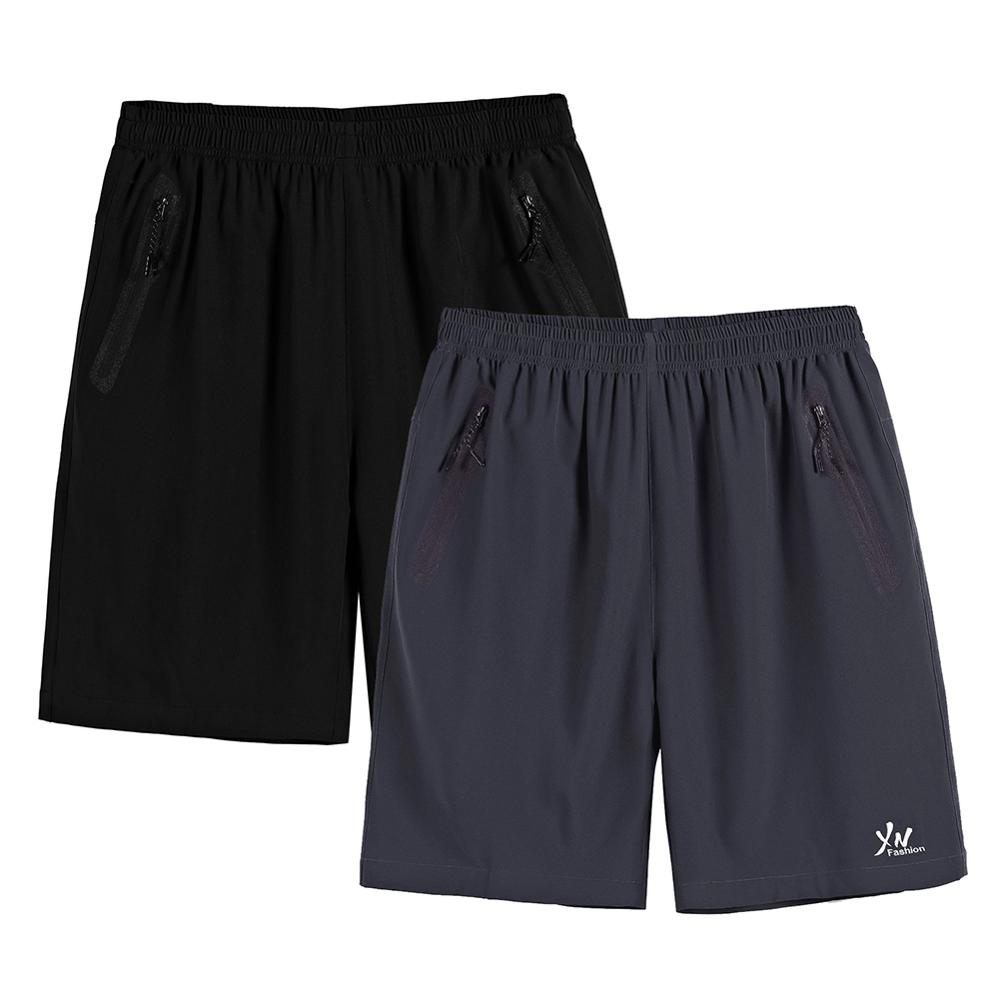Men's Beach   Shorts   Swim   Shorts   Swimwear Trunks   Board   Swimming   Short   Pants Swimsuits Men Running Sports Surffing   Shorts   Plus Size