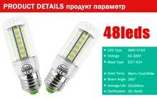 LED žiarovka E27 E14 AC 230V novinka 2018