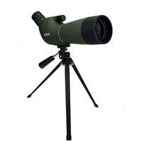 LAIDA 20 60x60 Spotting Scope Zoom Telescope 45 Degree Angled Monocular for Hunting Birdwatching w/ Tripod Soft Case M0064A