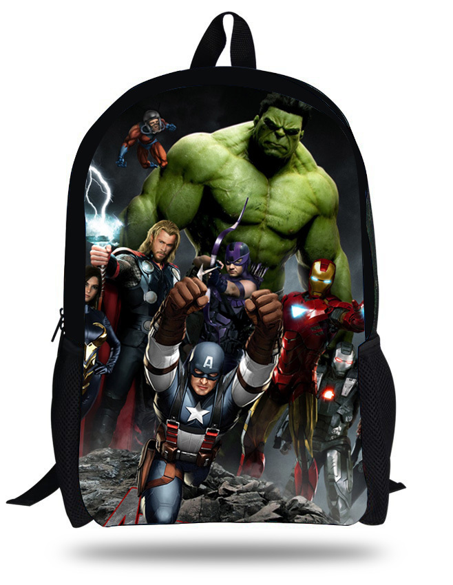 Avengers Heroes Backpack 00537a2d9cfb8