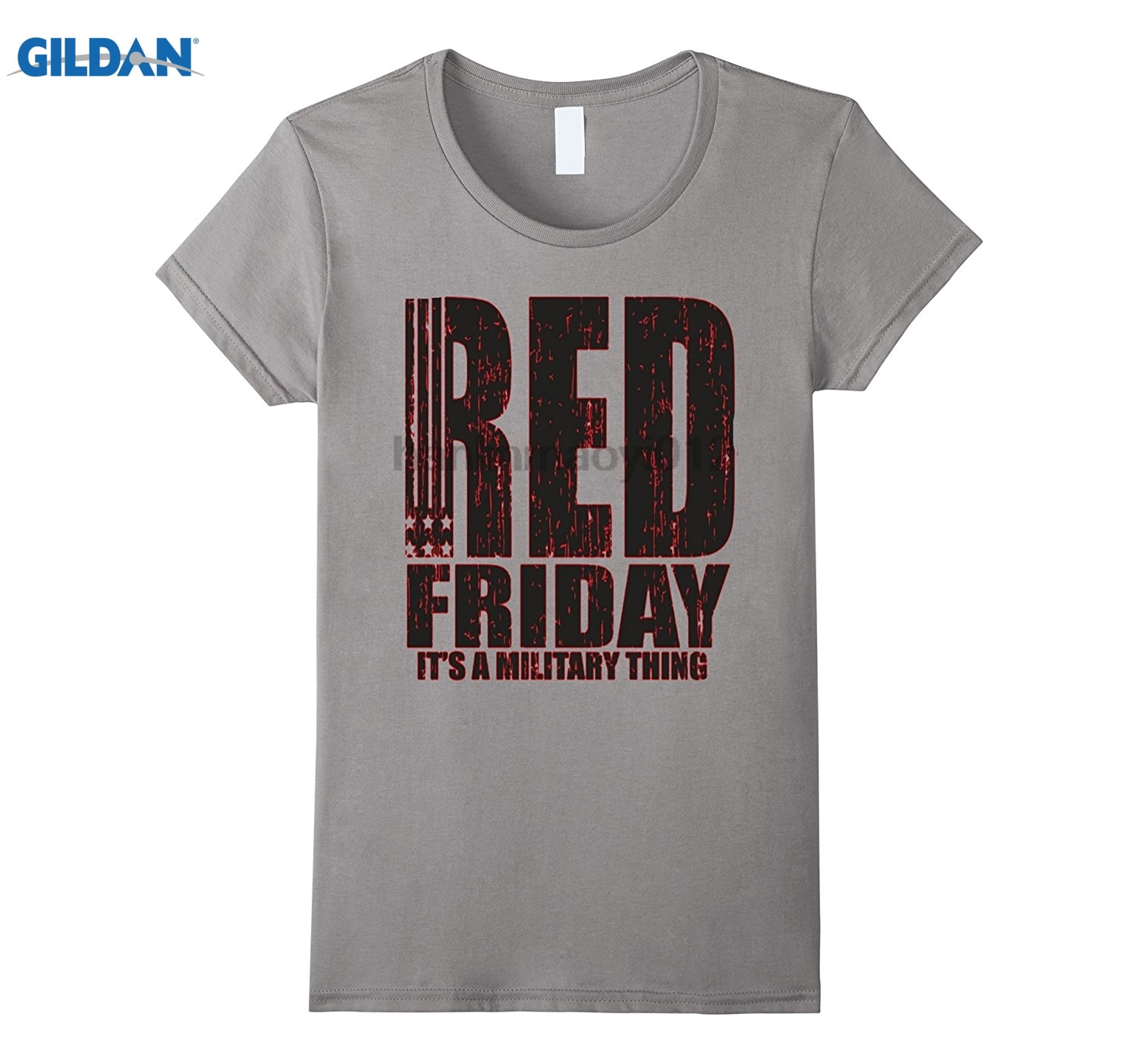 GILDAN R.E.D Friday T-shirt Hot Womens T-shirt