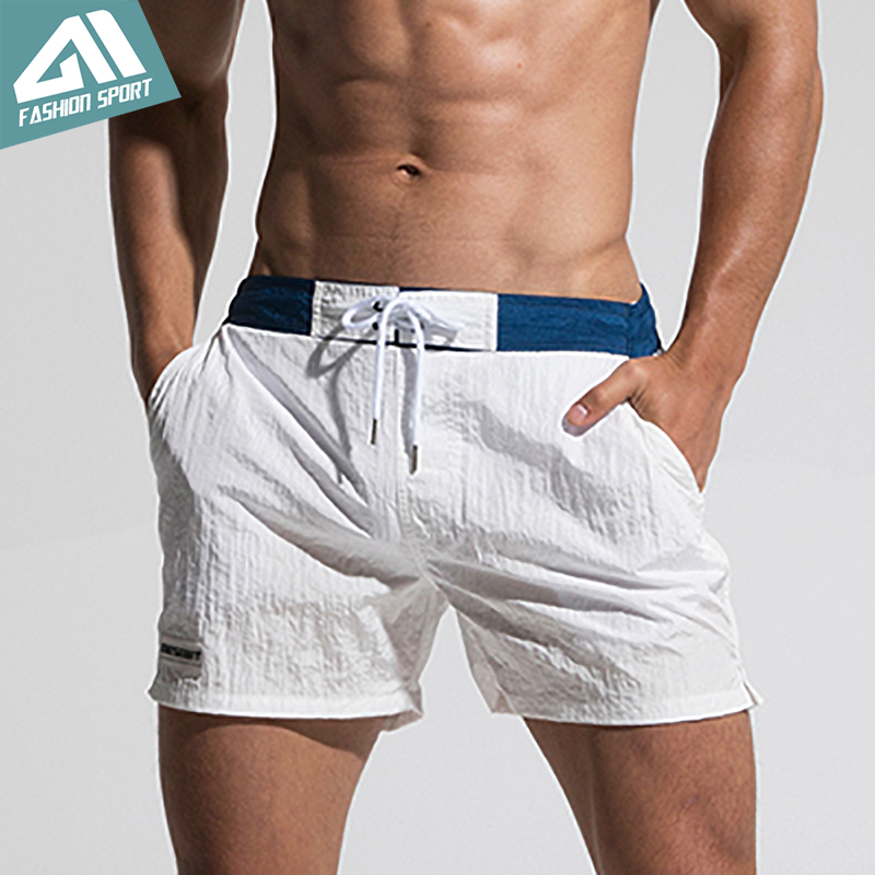 Desmiit Fast Dry Men's Board Shorts Summer Beach Surfing Man Swimming Shorts Athletic Sport Running Hybrid Home Shorts AM2041 dcore ft athletic shorts